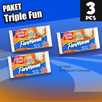 Paket Triple Fun (3FM) - Jolly Time Mircowave Popcorn