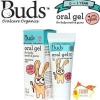 Promo|Best Quality| Buds Organic - Oral Gel 30Ml (0-12M) Terpercaya