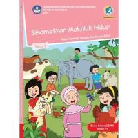 Paket Buku SD Kelas 6 Tema 1,2,3,4,5 Revisi 2017 - 2018
