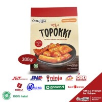Mujigae Topokki 300 Gr (Tteokbokki) | 1000% HALAL