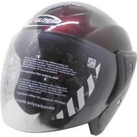 Cargloss CM Cargloss Helm Half Face