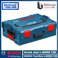 BOSCH Alat L-Boxx 136 Tool Box Tool Kit Kotak Perkakas Plastik Bosch