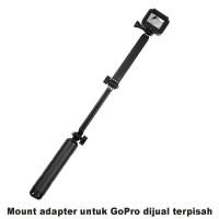 Telesin Tongsis Monopod 3 Way Foldable Selfie Stick GP-MFW-300 - Black