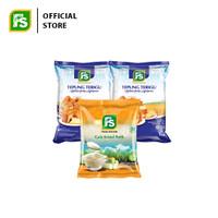 Bundling FS tepung Terigu 1 kg (2 pcs) plus FS Gula Pasir 1 kg (1 pcs)