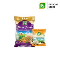 Bundling FS Long Grain Purple 4 Kg Plus FS Gula Pasir 1 Kg