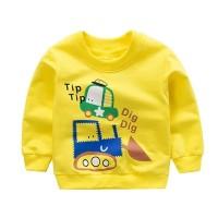 Sweater Jaket Sweatshirt kaos lengan panjang anak 1-8 tahun mobil truk