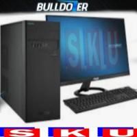 "PC RAKITAN CORE i3-500/H55 1156/2GB D3/HDD 320GB/LED 16"""