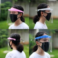 Face Shield Dental Medis Premium APD Mask Masker Wajah Anak / Dewasa
