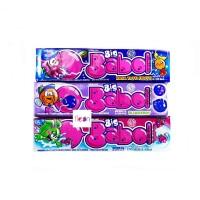 Big Babol Stick Blueberry / Stroberi / Tutti Frutti 23 gr Permen Karet