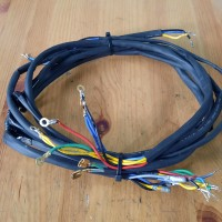 Kabel Body Vespa Super Sprint Bahan Tebal Bagus Kabel Luar Tahan Panas