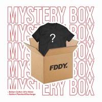 FRUDDY DUDDY - FDDY - KAOS HITAM - MYSTERY BOX