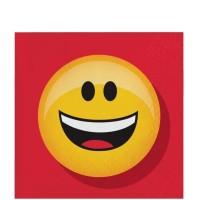 Tisu Tema Show Your Emojion - Perlengkapan Pesta Ulang Tahun