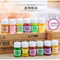 Essential Oil Aromatherapy humidifier diffuser Fragrance Pure 12Pcs