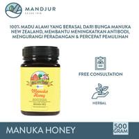 Manuka Honey Hillary Farm - 100% Madu Manuka New Zealand