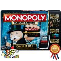 Monopoly Ultimate Banking ( Original ) Toko Board Game