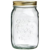 500mL Bormioli Rocco Quattro Stagioni Preserving Glass Jar / Mason Jar