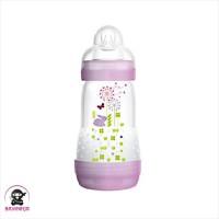 MAM Anti Colic Bottle Botol Bayi 260 ml Purple