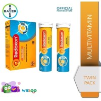 Redoxon Double Action Twin Pack (Kemasan isi 20 tablet)