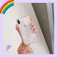 Duffy Soft Case iPhone 6 6s 7 8 plus X XR XS 11 PRO MAX SE Casing Cute
