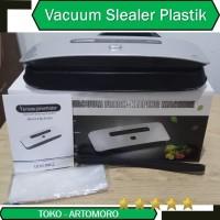 Mesin kemasan Vacuum Sealer Alat Vakum plastik Makanan mudah digunakan