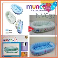 Intime Baby Bath Tub Bak Mandi Baby Pink Munchkin Bathtub NV63 - Blue