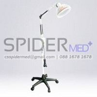 LAMPU INFRARED CORONA TDP CQ89 / LAMPU TERAPI BERDIRI / STAND INFRARED
