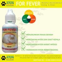 Obat Kucing Panas Demam Flu Alergi Infeksi Pereda Nyeri For Fever
