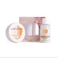 The Body Shop Gift Sampler Almond Milk & Honey