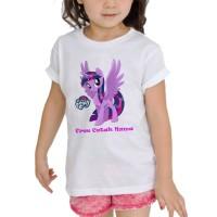 kaos Baju Tshirt Anak Custom Little pony / little pony
