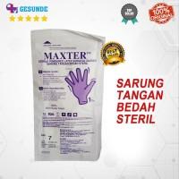 Sarung Tangan Bedah Steril Maxter Sarung Tangan Medis Surgical Gloves