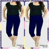 Dualtone Jumbo Legging Soft Jeans 7per8