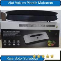 Mesin Alat Vakum kemasan plastik Makanan Vacuum Sealer machine