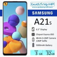 Samsung Galaxy A21s 3/32 GB Garansi Resmi SEIN