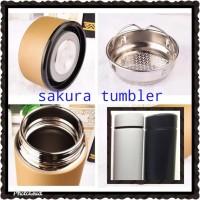 Tumbler Sakura Air Panas / Air Dingin