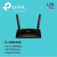 TP-LINK MR6400 MODEM ROUTER 4G 300Mbps WIFI 4x LAN 10/100 RESMI