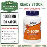 Now Foods C-1000 100 Tablet