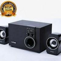 Speaker Multimedia Bluetooth FM Advance M180BT Subwoofer system