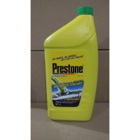 Air Radiator Coolant Anti Freeze Prestone 33% Hijau Original 1 Liter