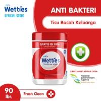 Mitu Wetties Antiseptic [Bottle 90'S]