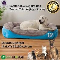 Comfortable Dog Bed Tempat Tidur Untuk Anjing / Kucing Size L