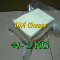 Keju Mozzarella Block 1 KG MURAH
