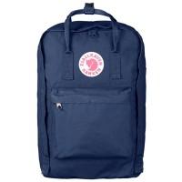 Fjallraven Kanken Laptop 17 Inch Royal Blue Backpack Tas Ransel Wanita