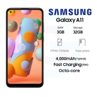 Samsung Galaxy A11 3/32 GB Garansi Resmi