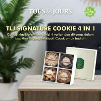 TOUS les JOURS COOKIES PACK / Kue Kering / Hampers Set /Parsel Lebaran