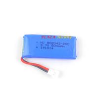 lipo battery 1s 3.7V 500mAH for JJRC H43WH JJRC H31 H33 HUBSAN H107C