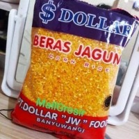 Beras Jagung Dollar Ready Gojek