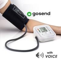 Alat Cek Pengukur Tekanan Darah Digital Tensimeter Blood Pressure