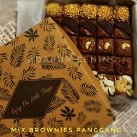 Mix Brownies Panggang