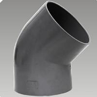 """Fitting PVC Rucika Knie AW - 45 - 1 1/2"""" inch - 45 derajat Elbow AW"""
