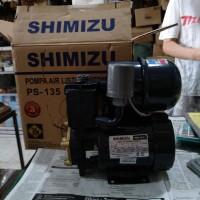 MESIN POMPA AIR OTOMATIS SHIMIZU PS-135 E